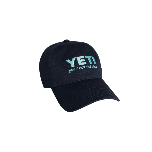 YETI - Lifestyle Full Panel Low Pro Hat Navy in Orange City FL