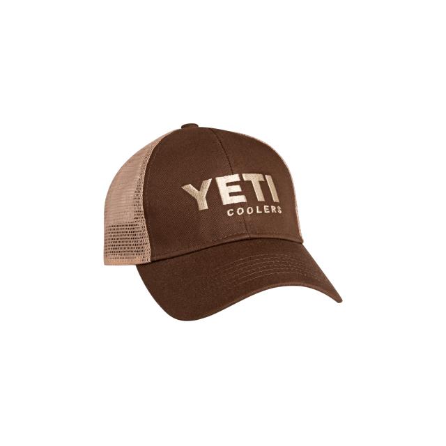 YETI - Trucker Hat Brown in Morehead KY