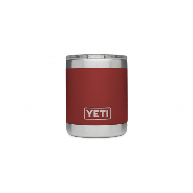 YETI - Rambler 10 oz Lowball Brick Red in Baldwin MI