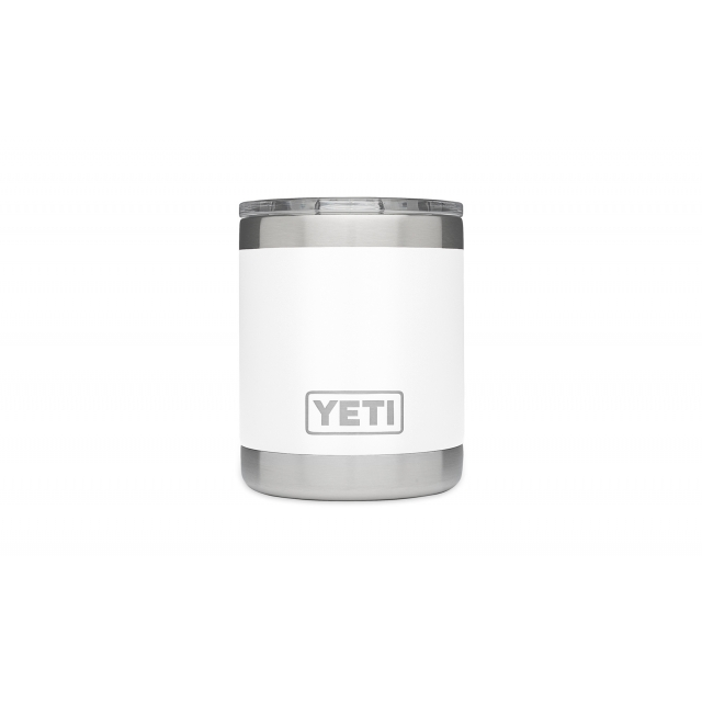 YETI - Rambler 10 oz Lowball White in Kissimmee FL