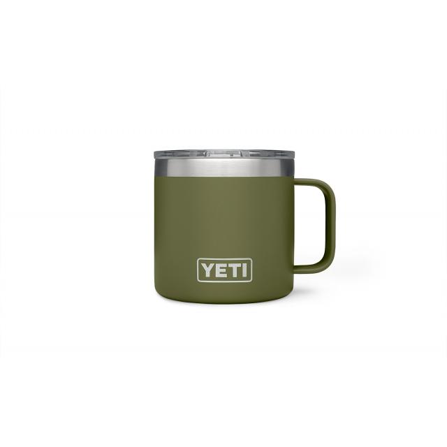 YETI - Rambler 14Oz Mug Olive Green in Franklin VA