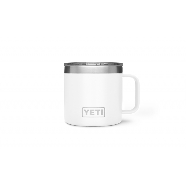 YETI - Rambler 14oz Mug White in Miami OK