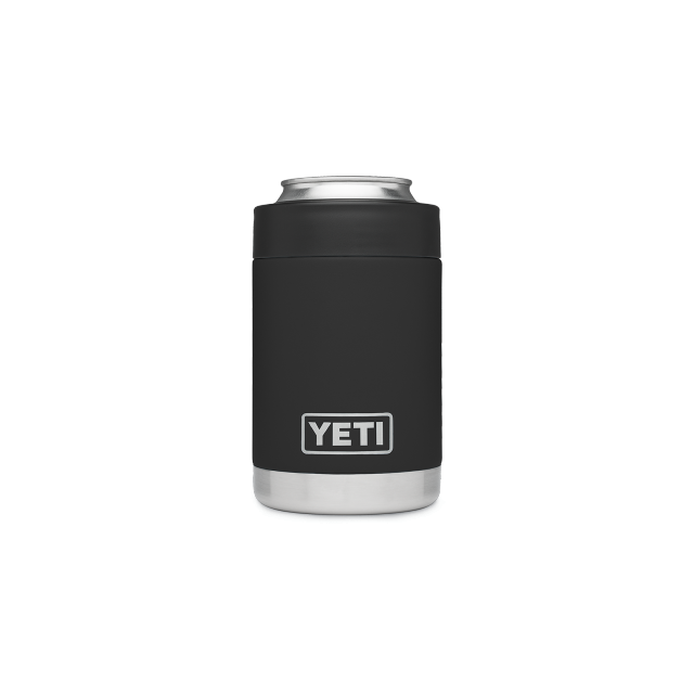 YETI - Rambler Colster Black in Bowie TX