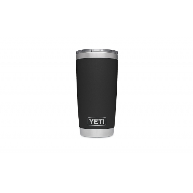 YETI - Rambler 20oz Tumbler w/MagSlider Black in Gulf Breeze FL