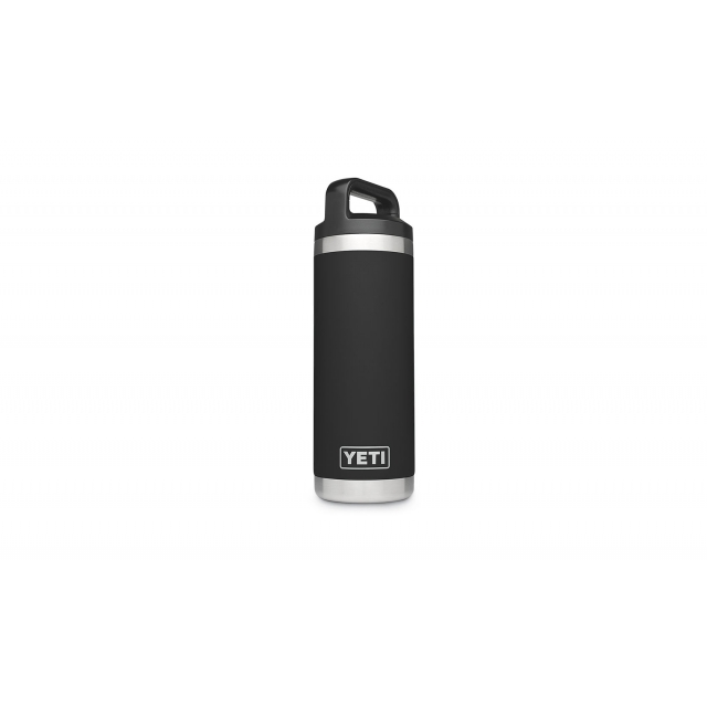YETI - Rambler 18oz Bottle Black in Belleville IL