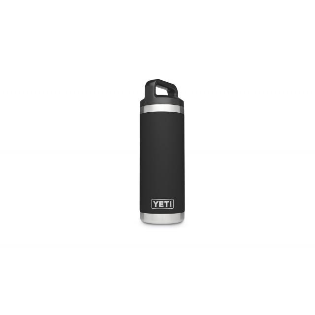 YETI - Rambler 18oz Bottle Black in Long Beach CA