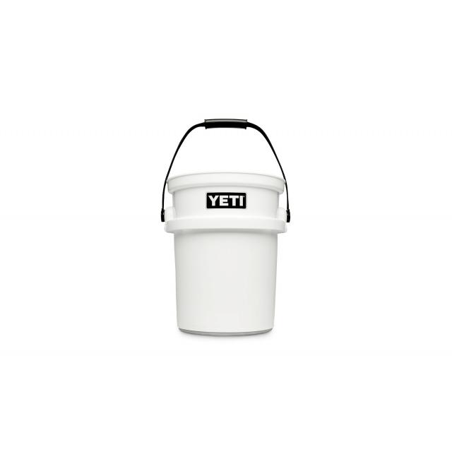 YETI - Loadout 5-Gallon Bucket - White in Mason City IA