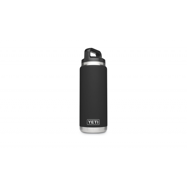 YETI - Rambler 26oz Bottle Black in Clinton IL