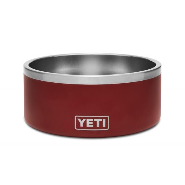 YETI - Boomer 8 Dog Bowl - Brick Red