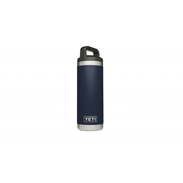 YETI - Rambler Bottle - 18 oz - Navy