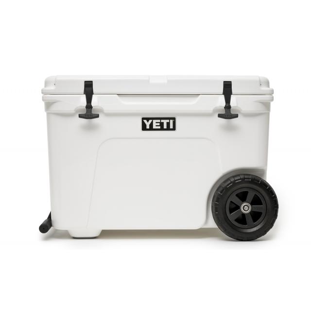 YETI - Tundra Haul Cooler with Wheels - White in Columbiana OH