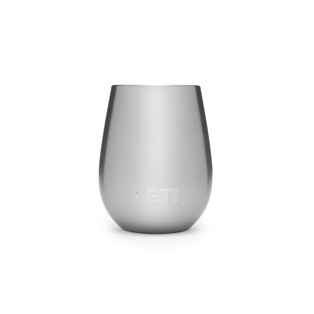 YETI - Rambler 10 oz Wine Tumbler Stainless