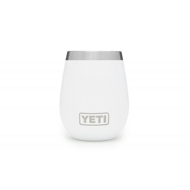Rambler 10Oz Wine Tumbler White
