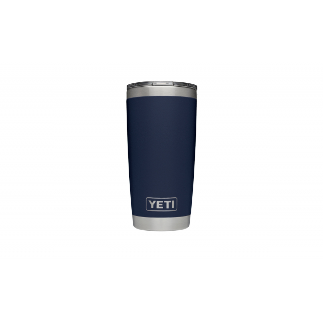 YETI - Rambler Tumbler with Lid - 20 oz - Navy in Immokalee FL