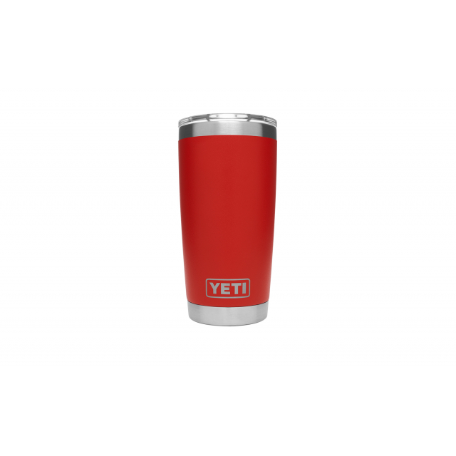 YETI - Rambler Tumbler With Lid - 20 Oz - Canyon Red in Azle TX