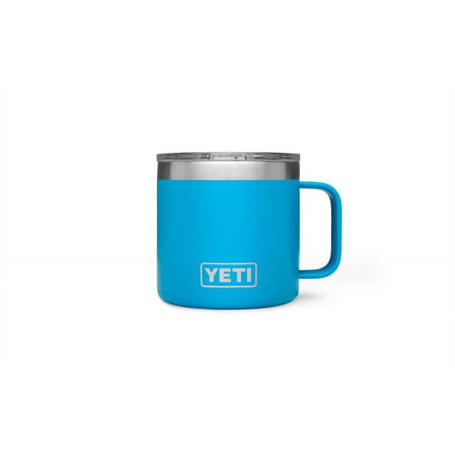 YETI - Rambler 14 Oz Mug - Tahoe Blue in Grand Ledge MI