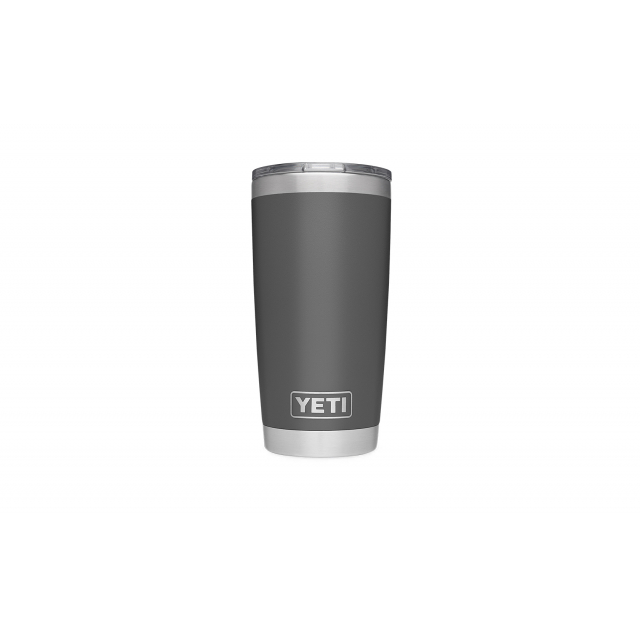 YETI - Rambler 20 Oz Tumbler - Charcoal in Ellenton FL