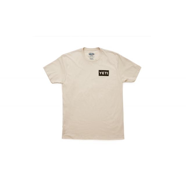 YETI - Bait Shop T-Shirt - Tan - M