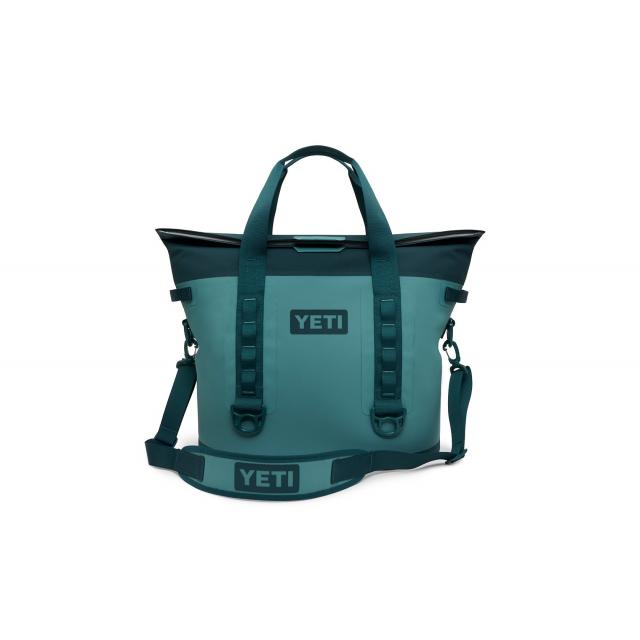 YETI - Hopper M30 Soft Cooler - River Green