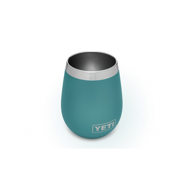 Rambler 10 Oz Wine Tumbler – River Green