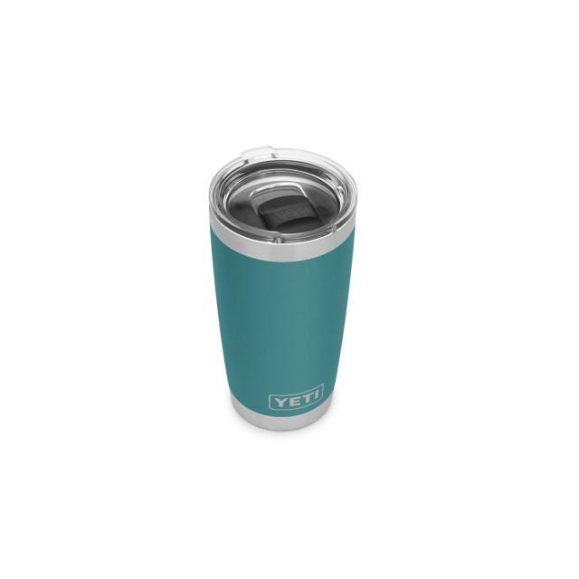 YETI - Rambler 20 Oz Tumbler - River Green in Houston TX
