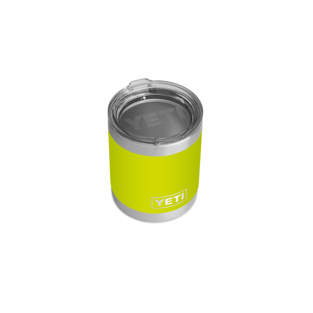 YETI - Rambler 10 Oz Lowball With Standard Lid - Chartreuse in Orange City FL