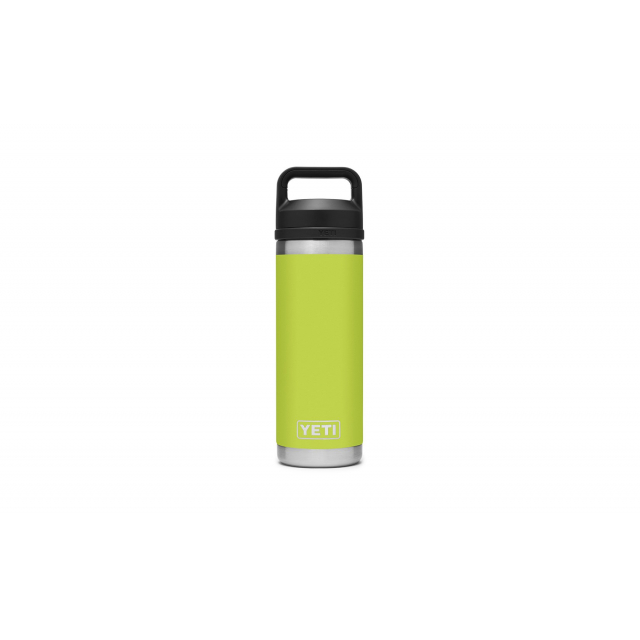 YETI - Rambler 18 Oz Bottle With Chug Cap - Chartreuse in Boulder CO