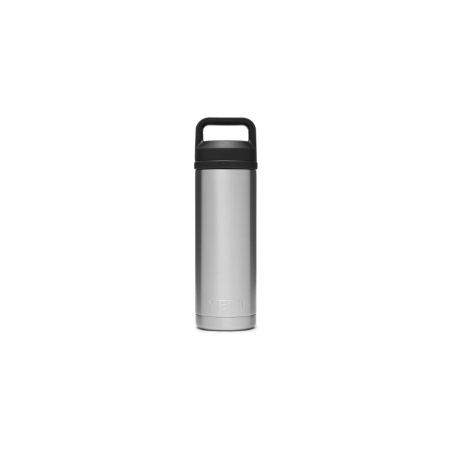 YETI - Rambler 18 Oz Bottle With Chug Cap - Stainless Steel in Fort Collins CO