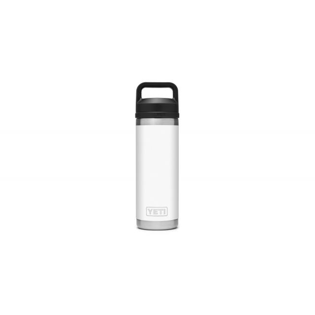 YETI - Rambler 18 Oz Bottle With Chug Cap - White in Parsons TN