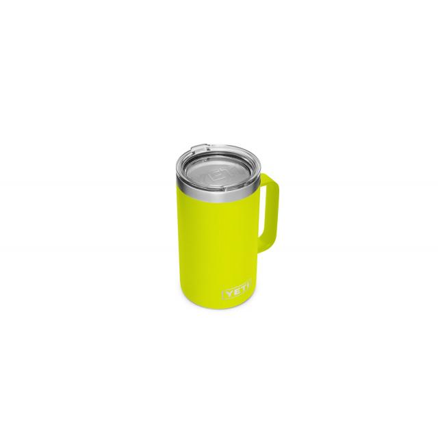 YETI - Rambler 24 Oz Mug With Standard Lid - Chartreuse in Morehead KY