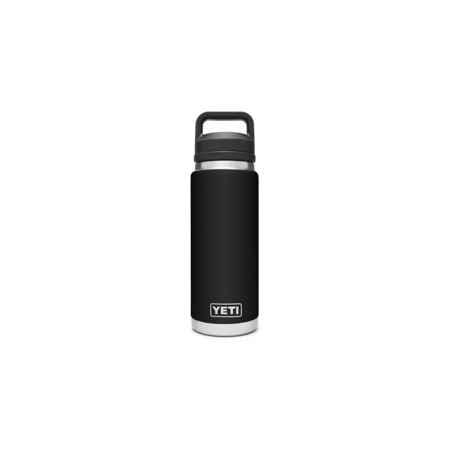 YETI - Rambler 26 Oz Bottle With Chug Cap - Black in Orange City FL
