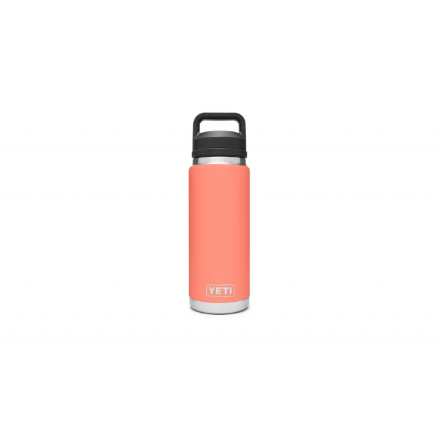 YETI - Rambler 26 Oz Bottle With Chug Cap - Coral in Morehead KY