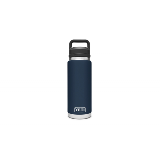 Rambler 26 Oz Bottle With Chug Cap – Navy