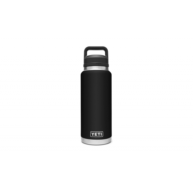 YETI - Rambler 36 Oz Bottle With Chug Cap - Black