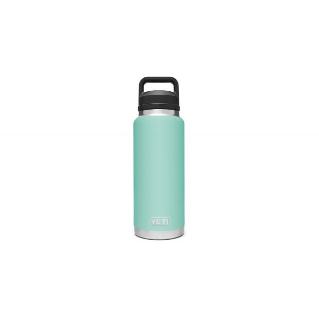 YETI - Rambler 36 Oz Bottle With Chug Cap - Seafoam in Baldwin MI