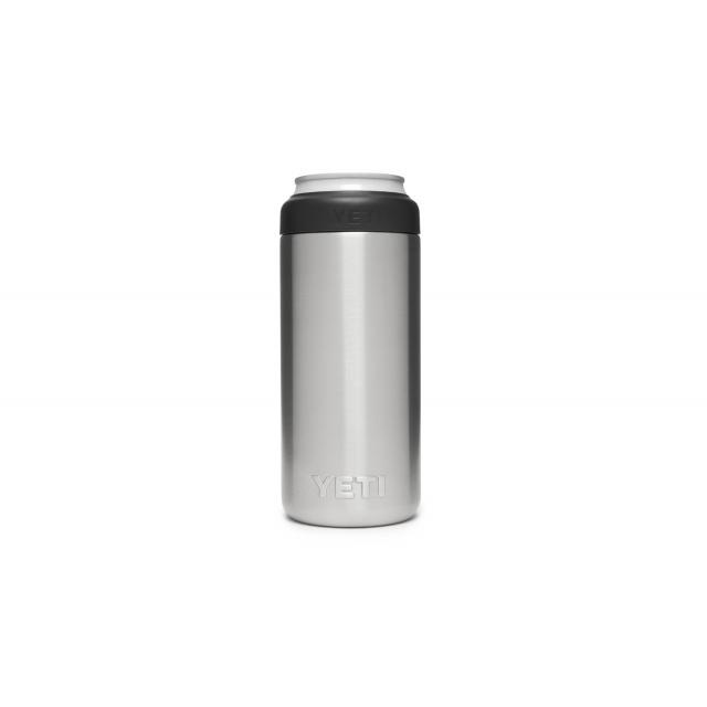 Rambler 12 Oz Colster Slim Can Insulator – Stainless Steel