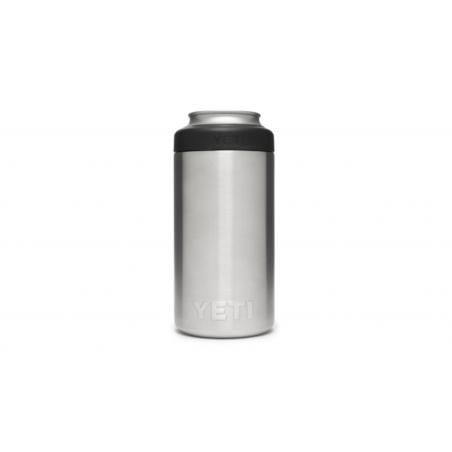 YETI - Rambler 16 Oz Colster Tall Can Insulator - Stainless Steel