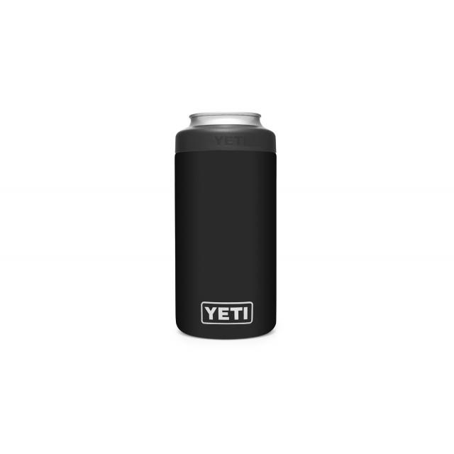 YETI - Rambler 16 Oz Colster Tall Can Insulator - Black in Baldwin MI