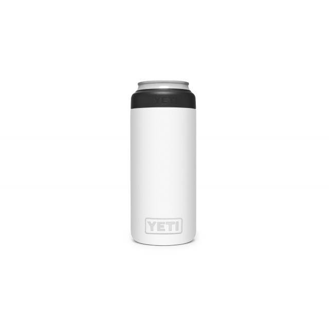 YETI - Rambler 12 Oz Colster Slim Can Insulator - White in Longwood FL