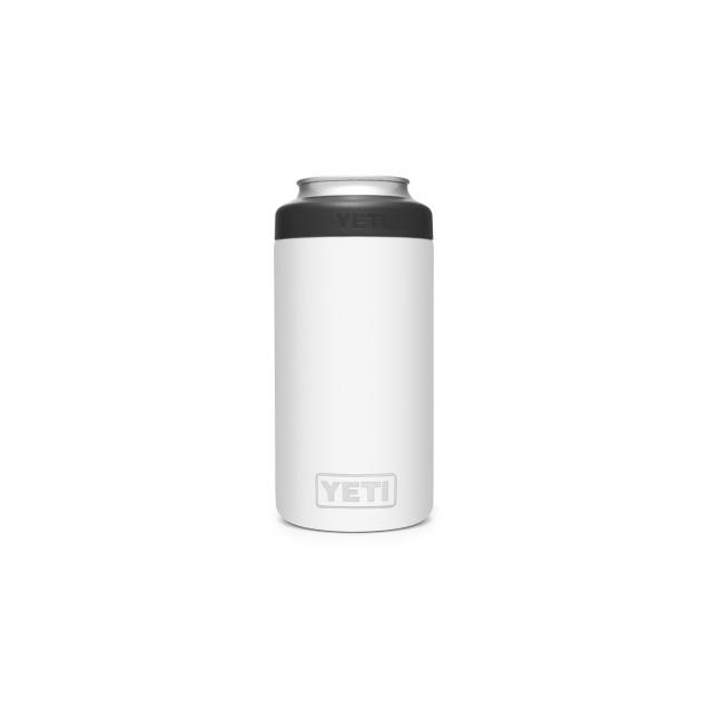 YETI - Rambler 16 Oz Colster Tall Can Insulator - White in Longmont CO