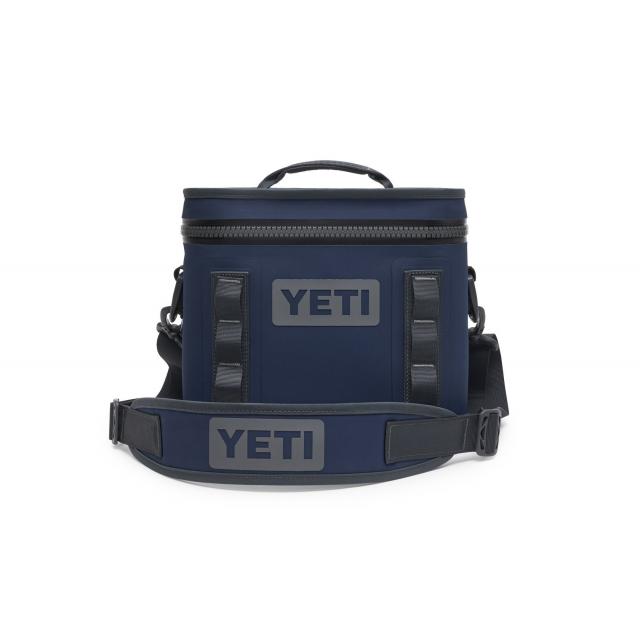 YETI - Hopper Flip 8 Soft Cooler - Navy