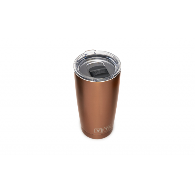 YETI - Rambler 20 Oz Tumbler With Magslider Lid - Copper in Grand Ledge MI