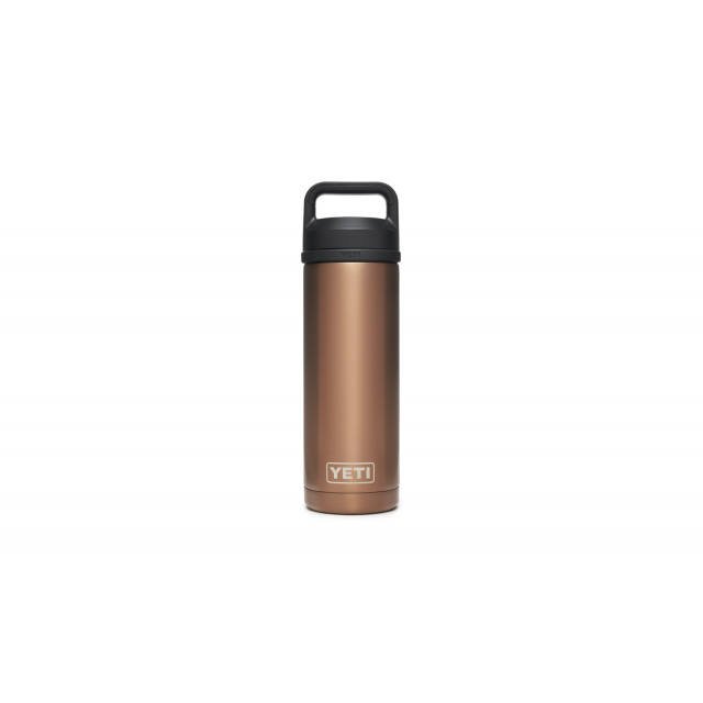Rambler 18 Oz Bottle With Chug Cap – Copper