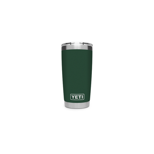 YETI - INTL Rambler 20 Oz Tumbler With Magslider Lid - Northwoods Green in Orange City FL