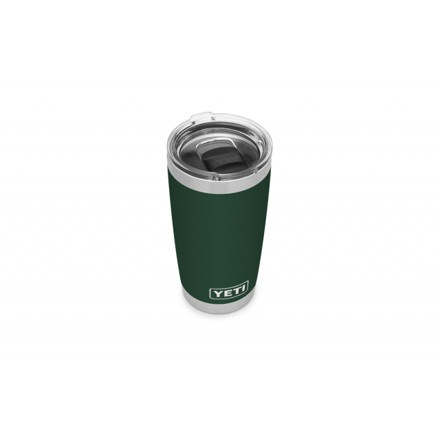 YETI - Rambler 20 Oz Tumbler With Magslider Lid - Northwoods Green in Orange City FL