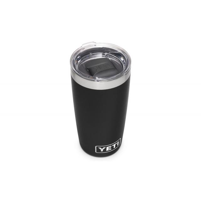 YETI - Rambler 10 Oz Tumbler With Magslider Lid - Black