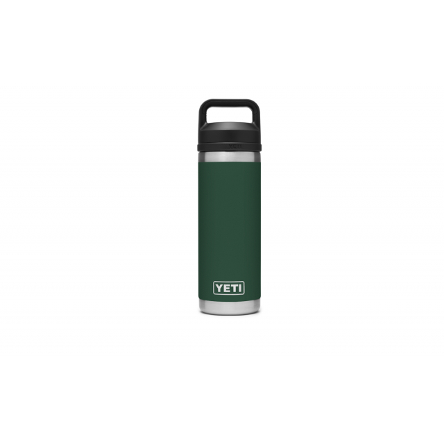 Rambler 18 Oz Bottle With Chug Cap – Northwoods Green