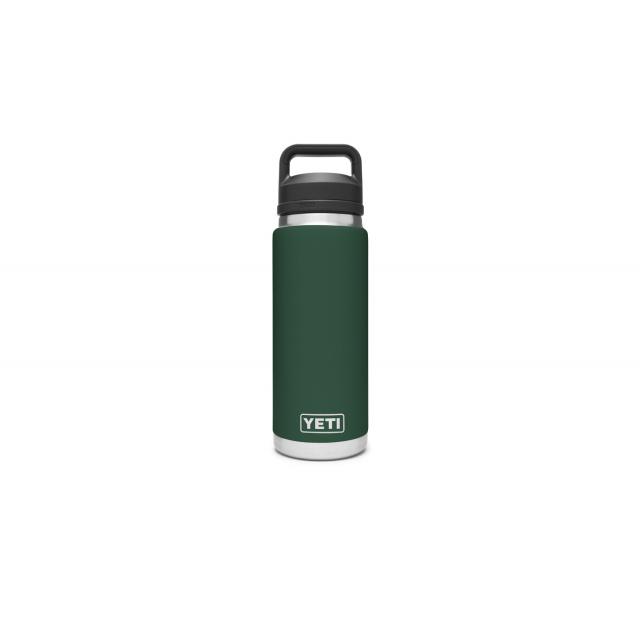 YETI - Rambler 26 Oz Bottle With Chug Cap - Northwoods Green in Parsons TN