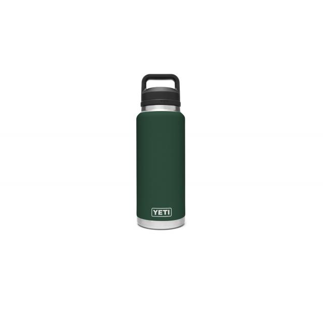 Rambler 36 oz Bottle with Chug Cap – NORTHWOODS GREEN