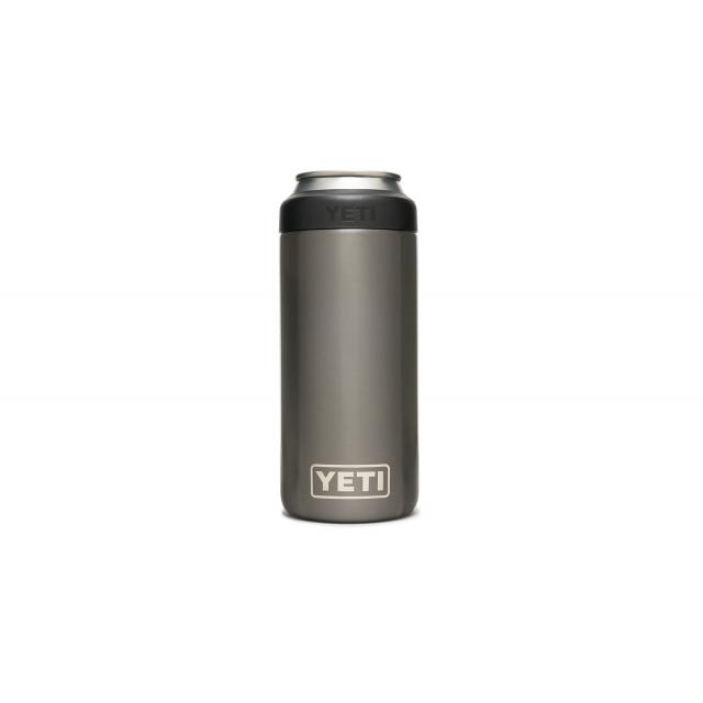 YETI - Rambler 12 Oz Colster Slim Can Insulator - Graphite in Augusta KS